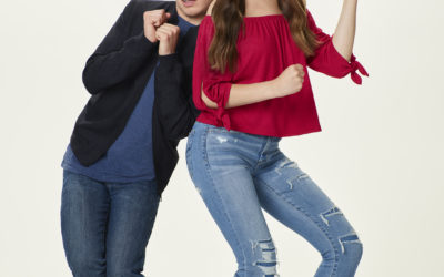 """Disney Channel's Live-Action """"Kim Possible"""" Casts Sadie Stanley and Sean Giambrone"""