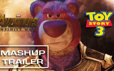 """Toy Story 3"" Meets ""Avengers: Infinity War"" in Movie Rampage's Mashup"