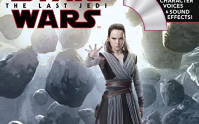 "Three ""Star Wars: The Last Jedi"" Books for Kids"