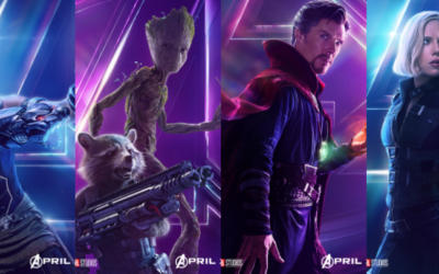 """Marvel Releases 22 More """"Infinity War"""" Character Posters as Directors Plead for Spoiler-Free Conduct"""
