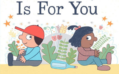 """Children's Book Review: """"This Story Is For You"""" by Greg Pizzoli"""