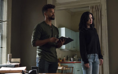 "Netflix Renews Marvel's ""Jessica Jones"" for a Third Season"