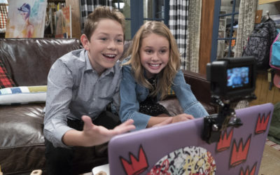 "Production Begins on Disney Channel's ""Coop and Cami Ask the World"""