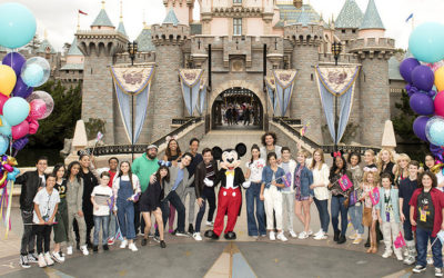 Inaugural Disney Channel Go! Fan Fest Rocks Disneyland Resort