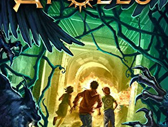 "Book Review — ""The Trials of Apollo: The Burning Maze"""