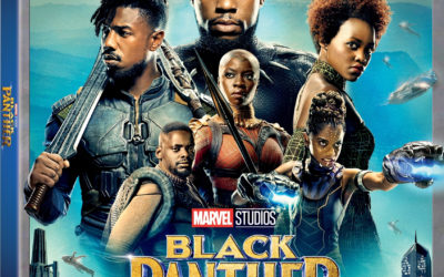 4K Blu-Ray Review: Black Panther
