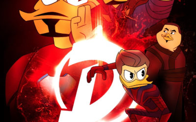 DuckTales Releases Their Version of Avengers: Infinity War Posters