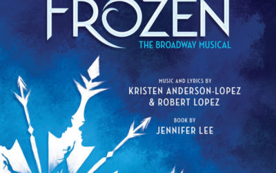 Frozen Broadway Musical Cast Recording Review