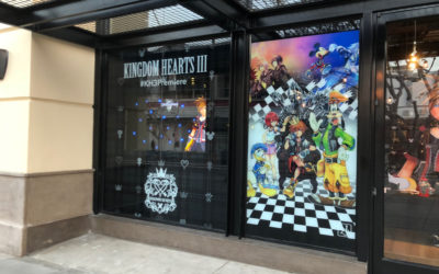 Kingdom Hearts III Premiere Builds Excitement for Disney Fans