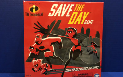 The Incredibles Save the Day Game