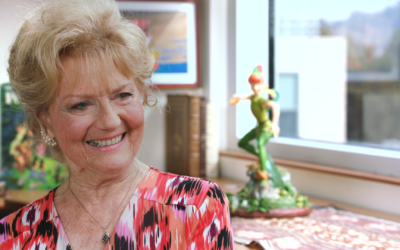 Behind the Ink & Paint of Peter Pan with Kathryn Beaumont and Mindy Johnson