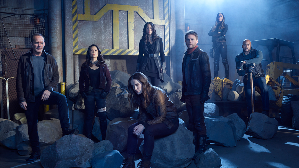 Marvel's Agents of SHIELD Renewed
