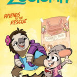 "Dark Horse and Disney to Release ""Zootopia"" Graphic Novel"
