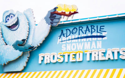 Adorable Snowman Frosted Treats