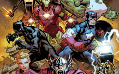 "Comic Review: ""Avengers #1"""