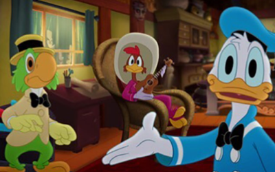 """Disney Debuts """"Legend of The Three Caballeros"""" Series... in the Philippines"""