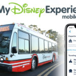 New Bus Times Feature Added to My Disney Experience App