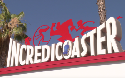 The Incredicoaster Debuts at Pixar Pier