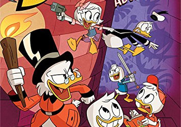 DVD Review: Ducktales - Destination: Adventure!