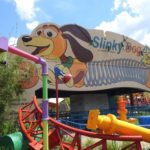 Slinky Dog Dash Races Through Toy Story Land