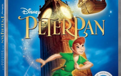 Blu-Ray Review: Peter Pan (Walt Disney Signature Collection)