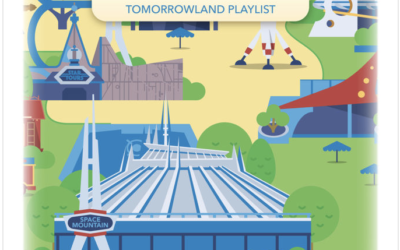 Disney Parks Curated Playlists