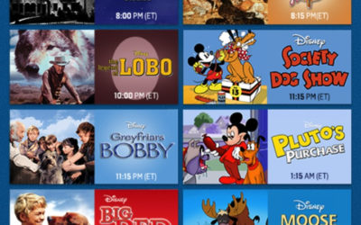 TCM's Treasures from the Disney Vault: June 2018