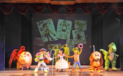 Disney Extinct Attractions: Toy Story Funhouse, Woody's Roundup, and Toy Story the Musical