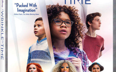 Blu-Ray Review: A Wrinkle in Time
