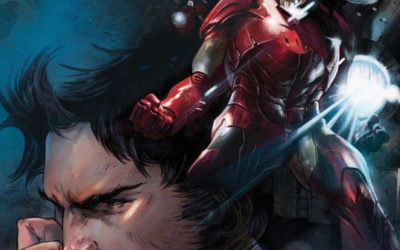 "Comic Review – ""Tony Stark: Iron Man #1"""