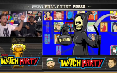 ESPN's Full Court Press