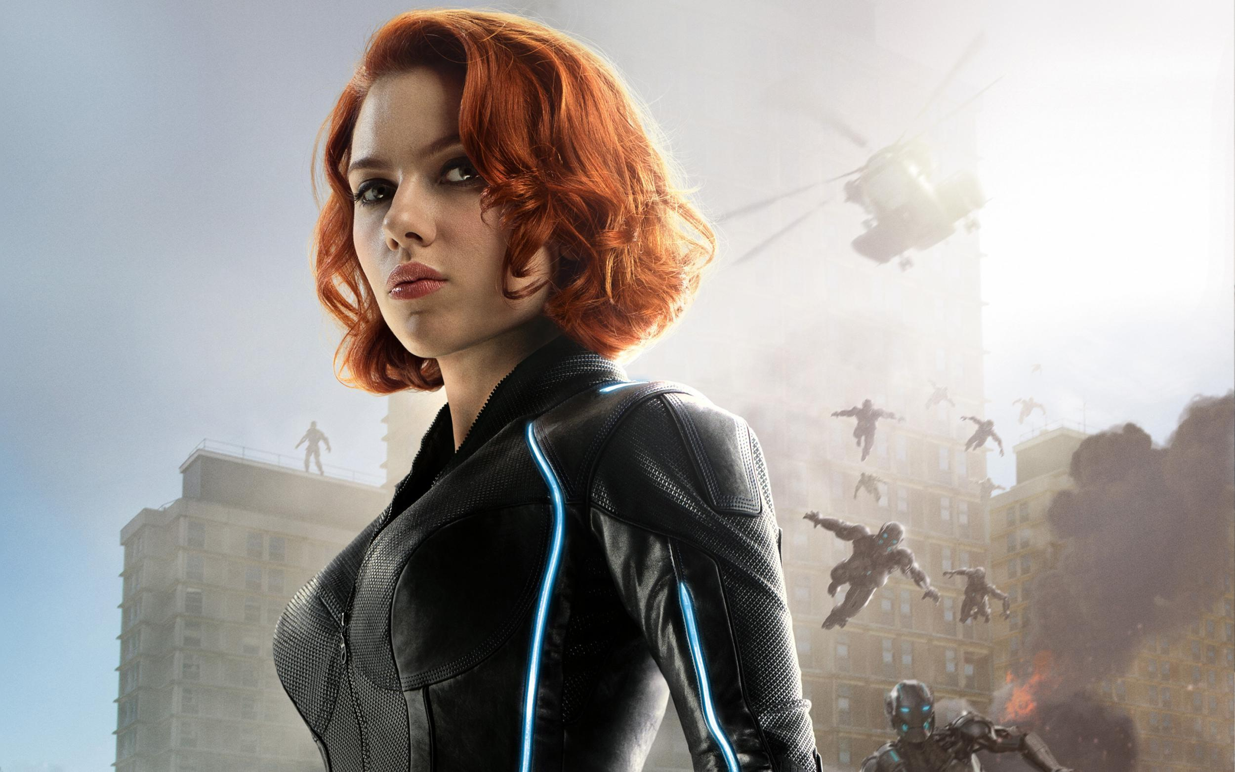 Black Widow made her debut in which Phase 1 MCU film?