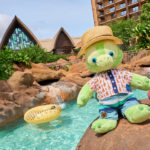 Duffy's New Friend 'Olu to Make His Debut at Aulani July 27