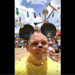 Snapchat AR Filters Now Available at 3 Major Theme Parks