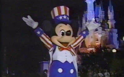 Nostalgia Overload: A Look Back at the 1988 Disney 4th of July Spectacular
