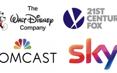 """Comcast Formalizes Bid for Sky as UK Rules """"Chain Principal"""" Applies to Disney"""