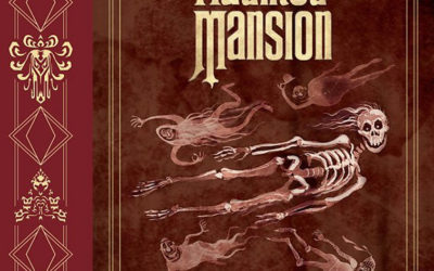 """Book Review - """"Tales from the Haunted Mansion Volume III: Grim Grinning Ghosts"""""""