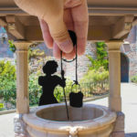 Silhouette Artist Brings Amazingly Detailed Disney Inspired Designs to the Parks