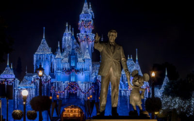Future of World of Color - Season of Light Uncertain as Disneyland Announces Holiday Plans