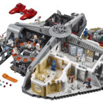 It's Not A Trap!—LEGO Betrayal at Cloud City Set Coming in October