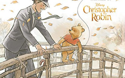 Children's Book Review: A Boy, A Bear, A Balloon (Christopher Robin)