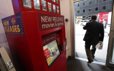 Disney Gets Preliminary Injunction Against Redbox's Digital Code Sales