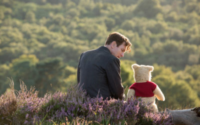 "The Magic of Pooh: Making ""Christopher Robin"""