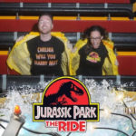 Jurassic Park Superfans Break Ride Record and Get Engaged Right After