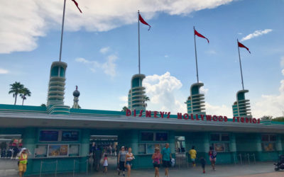 Disney's Hollywood Studios Photo Update - August 2018