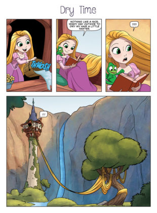 Disney Princess Comics