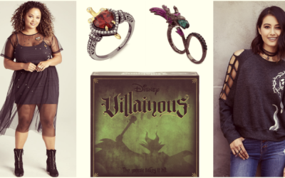 Forever Disney Collection Brings Out the Best in Disney Villains