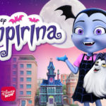 "Disney Junior's ""Vampirina"" is Coming to Disney Parks"