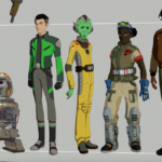 """Entertainment Weekly's """"Star Wars: Resistance"""" First Look Introduces Team Fireball"""