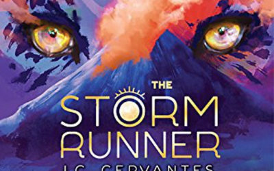 """Book Review: """"The Storm Runner"""" by J.C. Cervantes"""